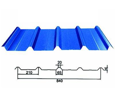 840型彩钢板